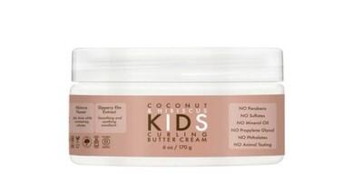 Shea Moisture Coconut & Hibiscus Kids Butter Cream 6oz