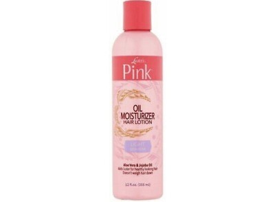 Pink Oil Moisturizer(Light) 12oz