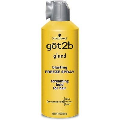 GOT2B Freeze Spray 12oz