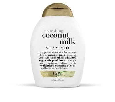 OGX Coconut Milk Shampoo 13oz