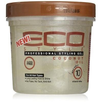 ECO Styling Gel Coconut Oil 16oz