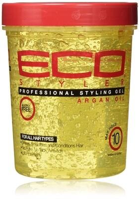 ECO Style Gel Argan Oil Styling Gel 32oz