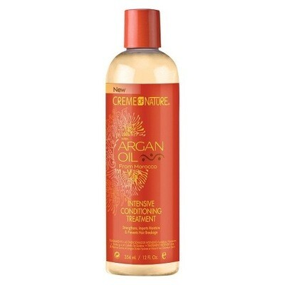 Creme Of Nature Intensive Conditioning Treatment 12oz