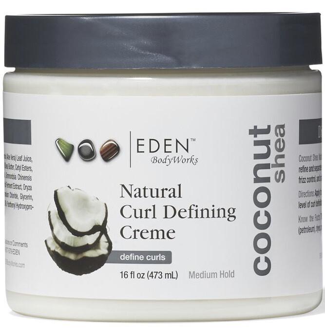Eden Body Works Coconut Shea Defining Cream 16oz