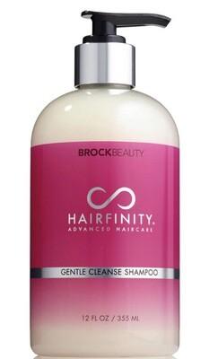 Hairfinity Gentle Cleanse Shampoo 12oz