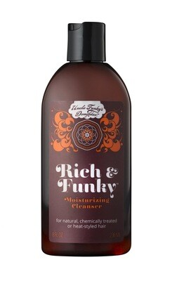Uncle Funkys Daughter Rich & Funky Cleanser 8oz