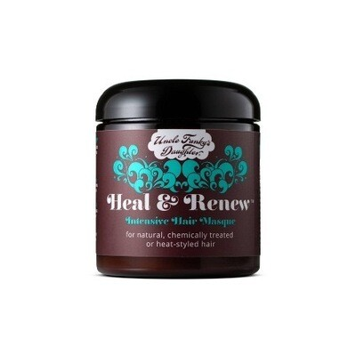 Uncle Funkys Daughter Heal & Renew Intensive Hair Masque 8oz