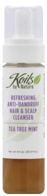 Koils By Nature Anti Dandruff Scalp Cleanser 8.5oz