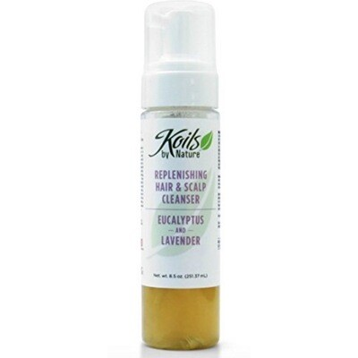 Koils By Nature Hair & Scalp Cleanser 8.5