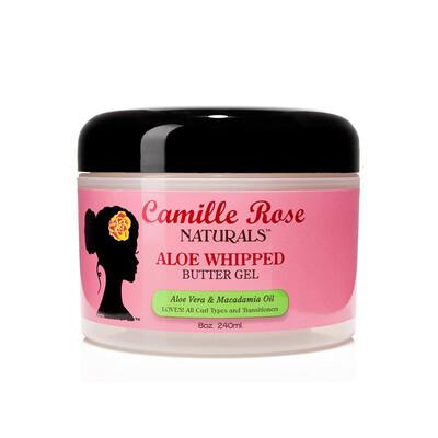 Camille Rose Aloe Whipped Butter Gel 8oz