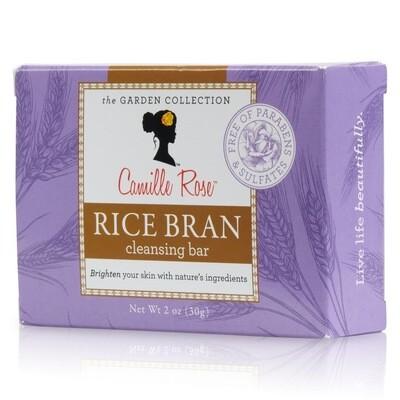 Camille Rose Rice Bran Cleansing Bar 2oz