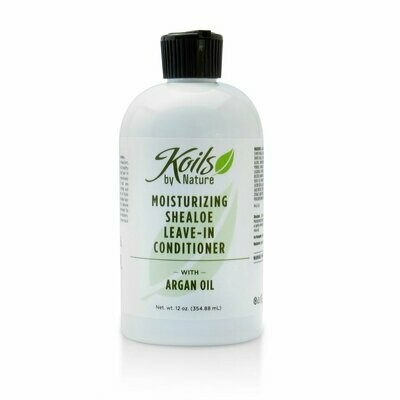 Koils By Nature Shealoe Leave-In 8oz