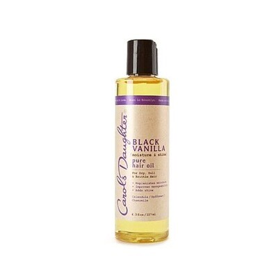 Carol's Daughter Black Vanilla Pure Hair Oil 4.3oz