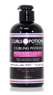 Curls & Potions Curling Potion 8oz