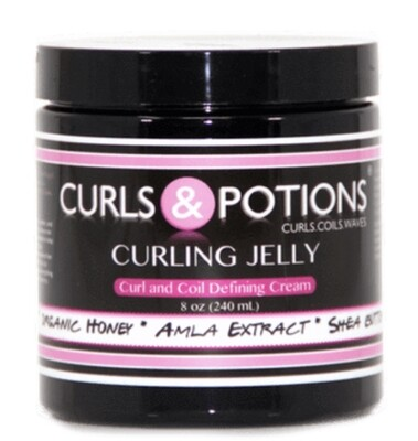 Curls & Potions Curling Jelly 8oz