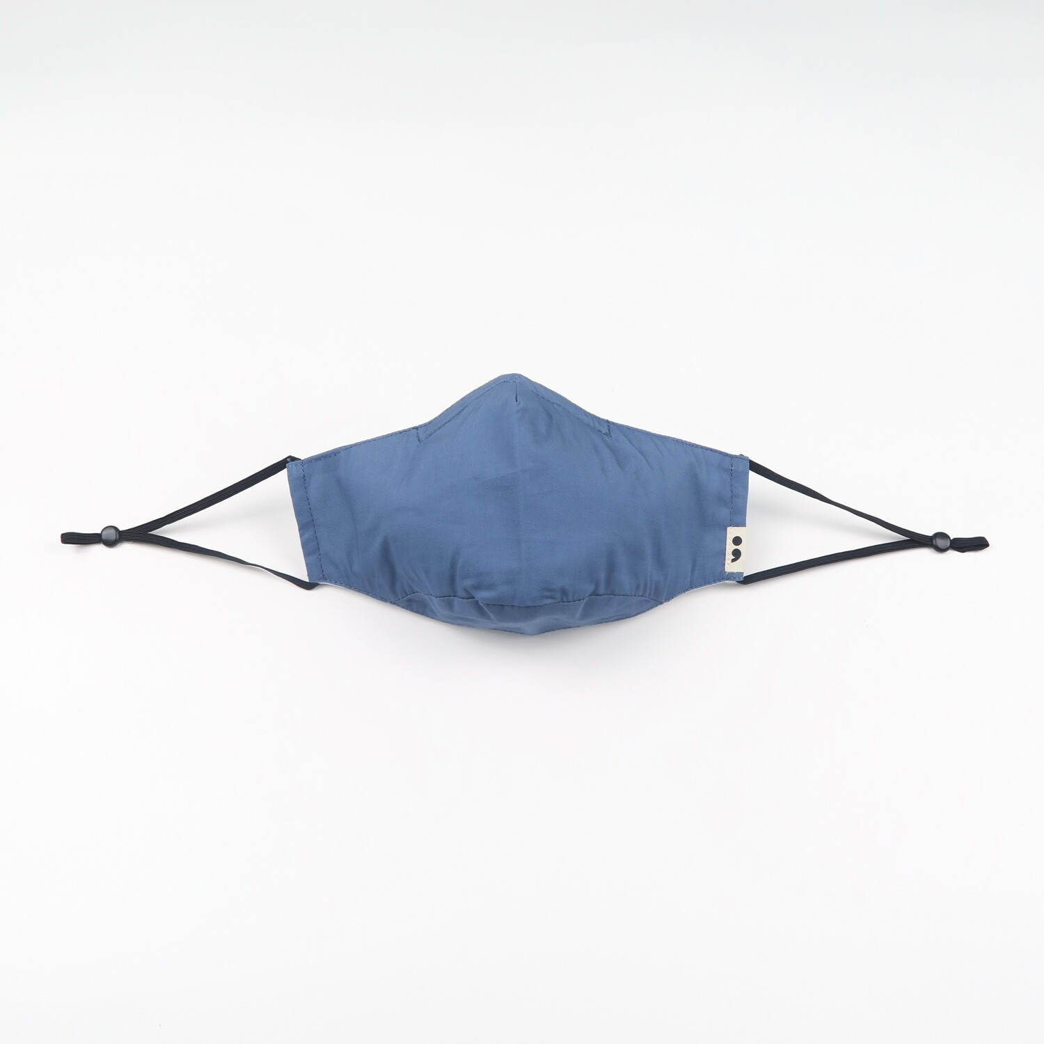 C-mask: Reusable & Washable Face Mask in Steel Blue