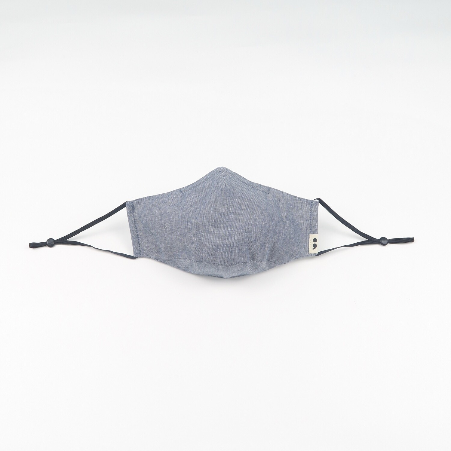 C-mask: Reusable & Washable Face Mask in Chambray Blue