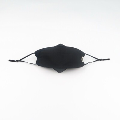 D-mask: Reusable & Washable Face Mask in Black