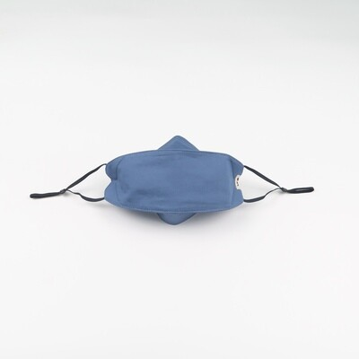 D-mask: Reusable & Washable Face Mask in Steel Blue