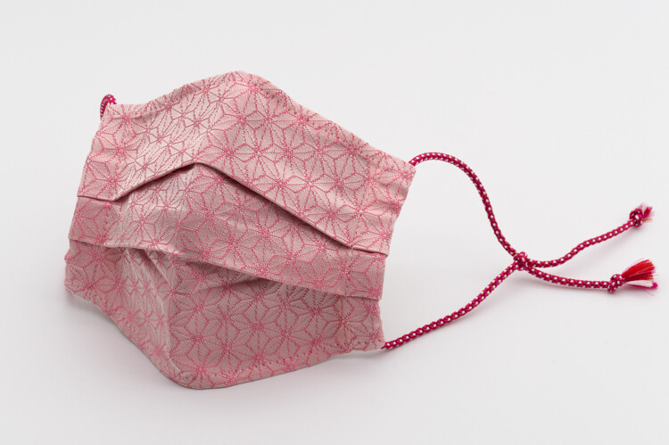 ORIGAMI <Pink>_Nishijin Mask