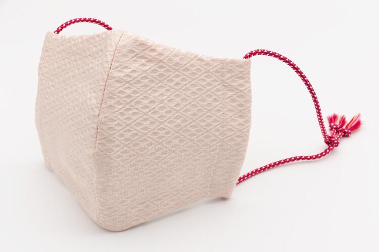 Hareno-Hi <Pink>_Nishijin Mask