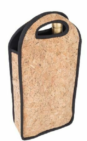 Cork 2 Bottle Wine Bag