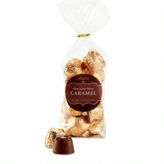 Chocolate Caramel Bites