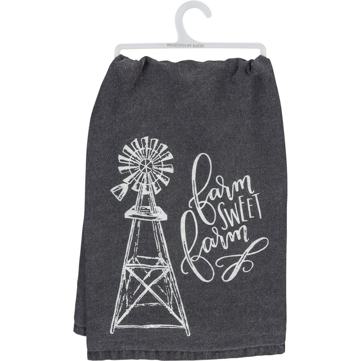 Dish Towel; Farm Sweet Farm