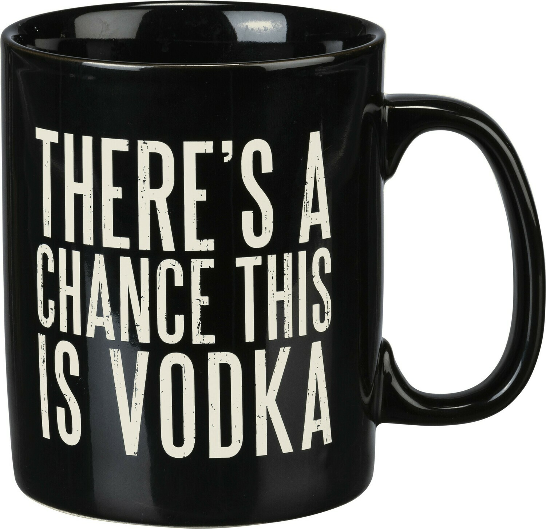 Coffee Mug; Vodka