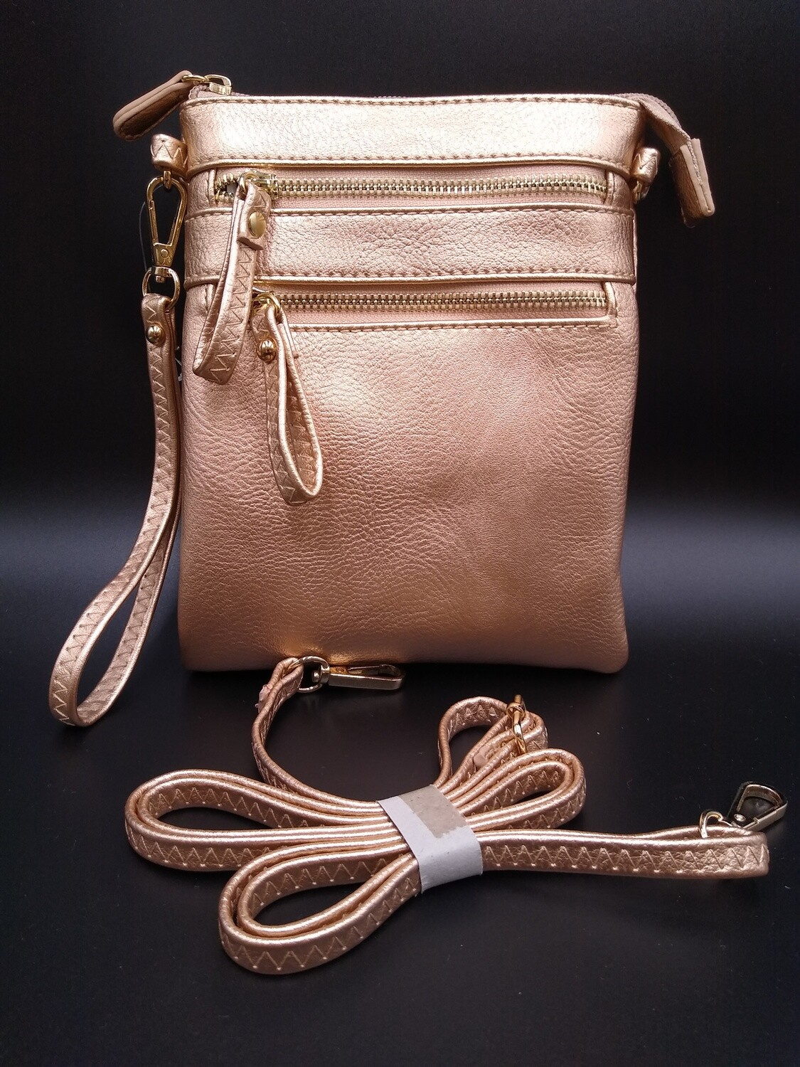 Rose Gold Purse