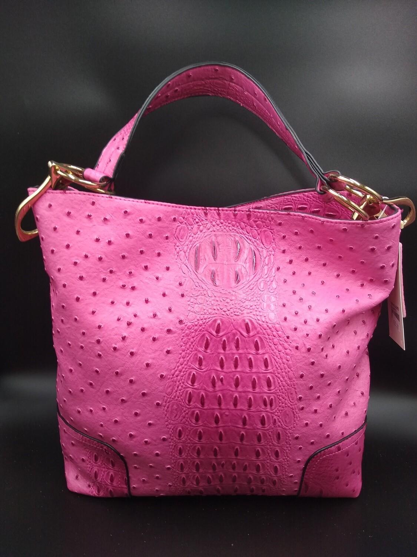Pink Gator Bag