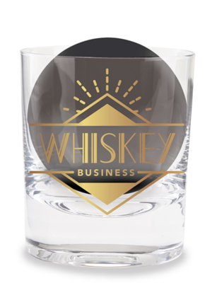 Whiskey Glass Set; Whiskey Business