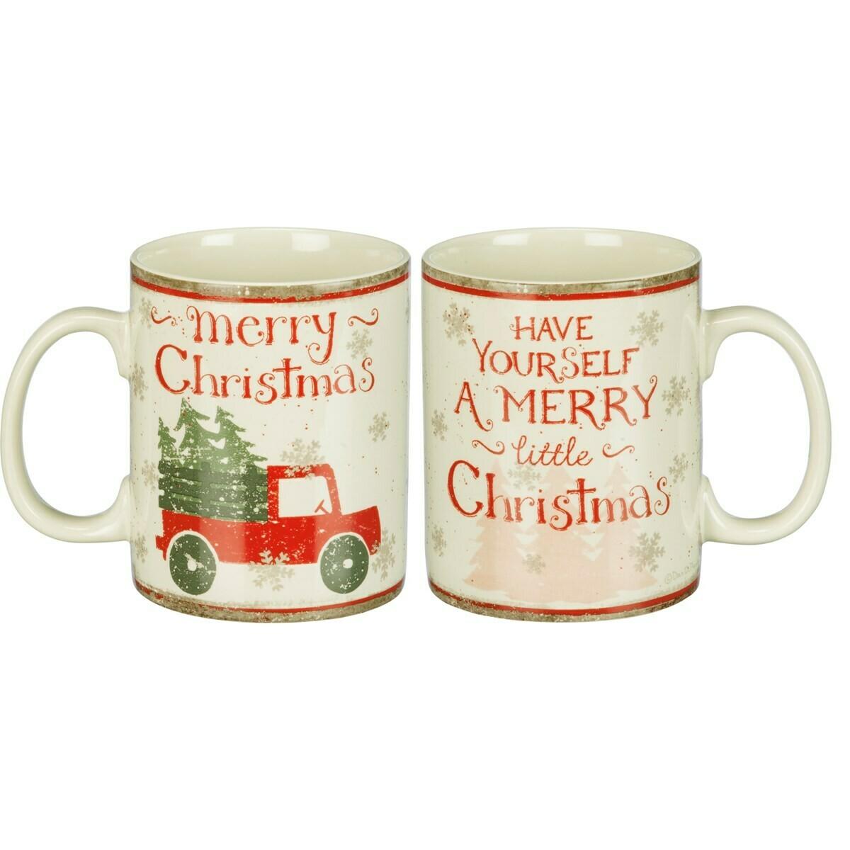 Coffee Mug; Merry Christmas