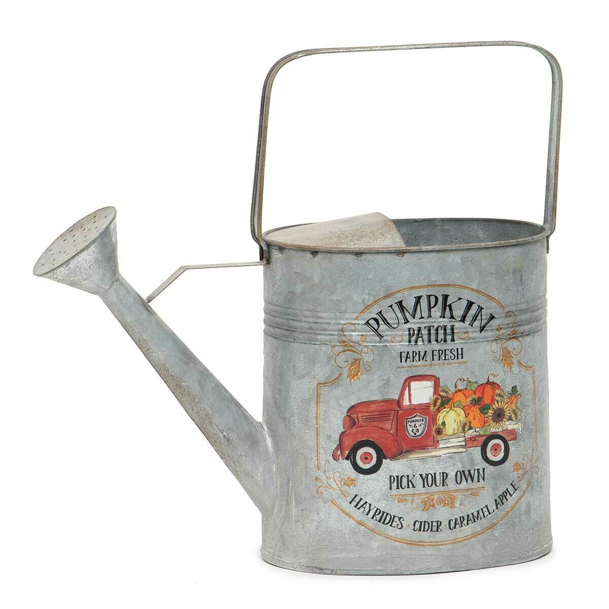 Pumpkin Patch Watering Can