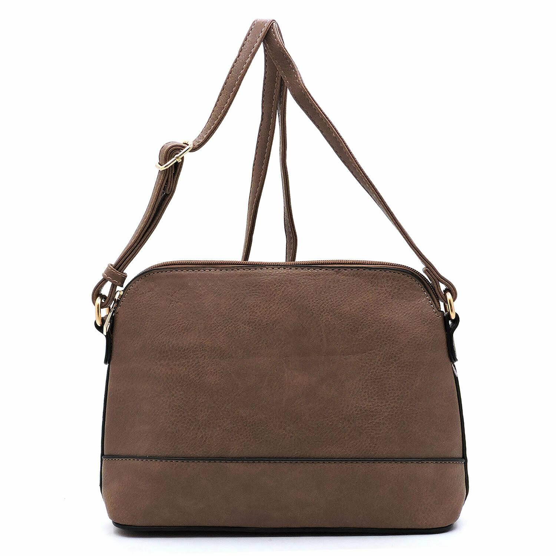 Brown/Gold handbag