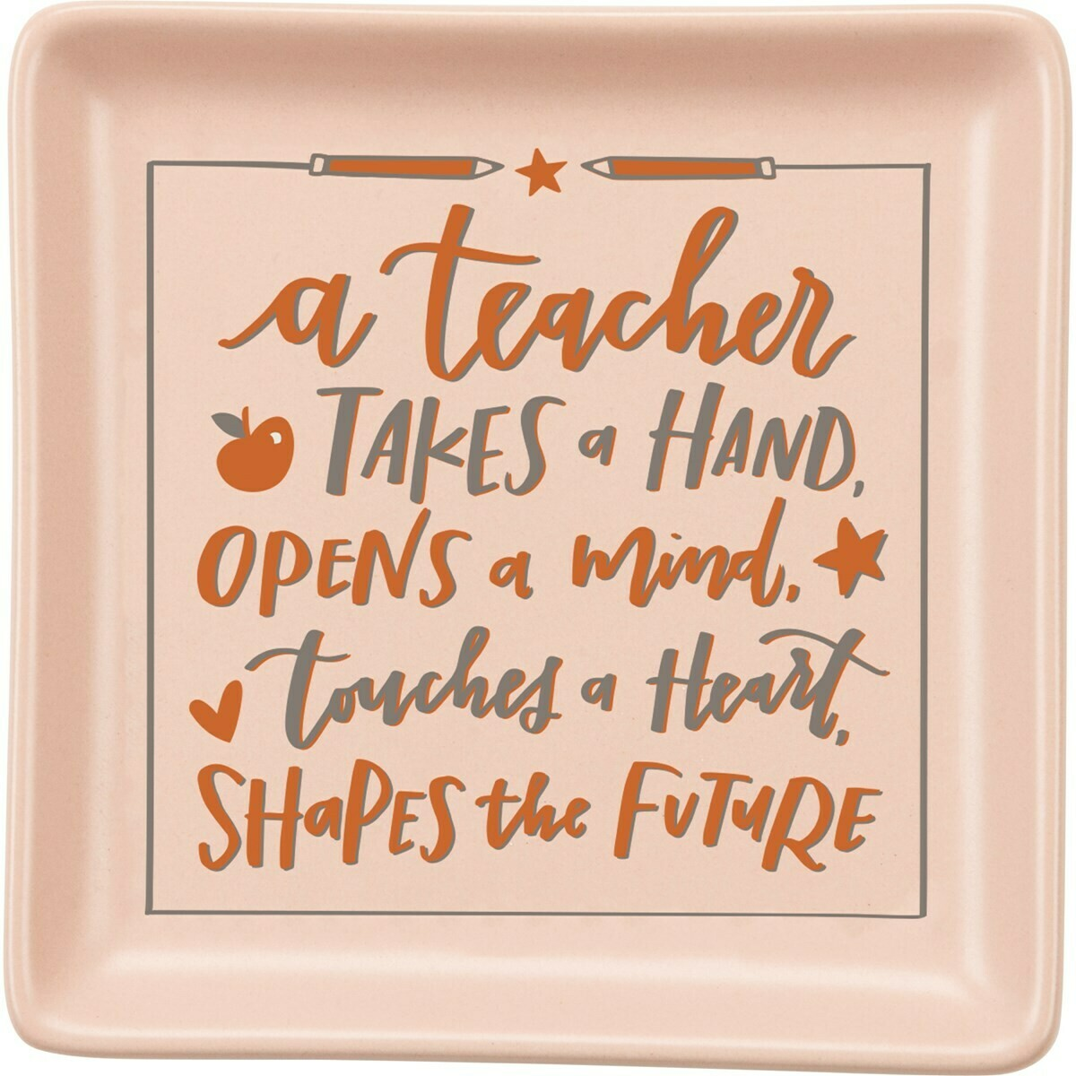 Trinket Tray; Teachers