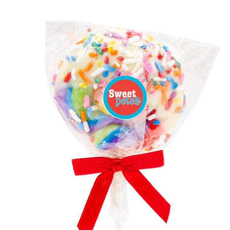 Birthday Dipped Lollipops
