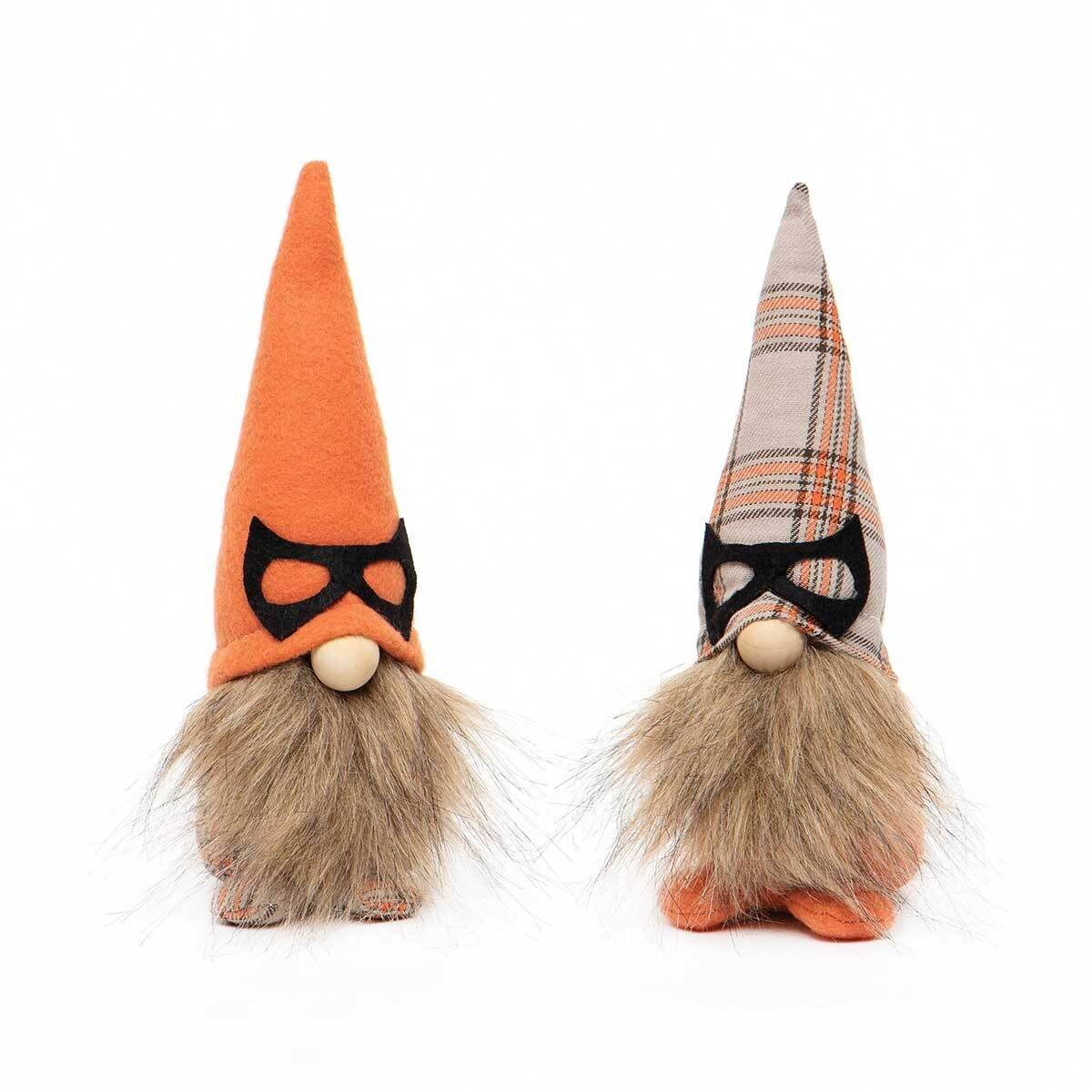 """8"""" Halloween Gnome with mask"""