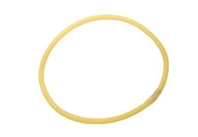 Banda circular de látex tubular