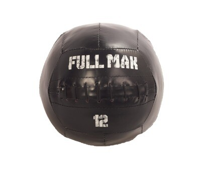 Medicine Ball Crossfit Tipo Dynamax De 12kg De Lona Ref