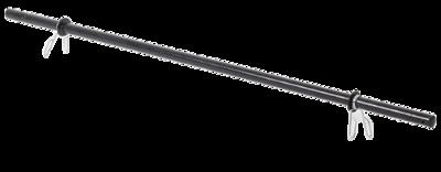 Barra pintada de 1.50m -  diámetro 28 mm - hueca
