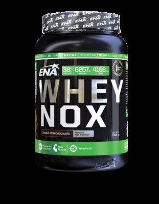 Whey Nox 1kg Ena Sport - Proteína Potenciada