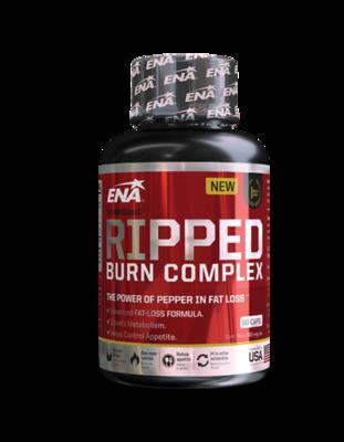 Ripped Burn Complex Ena Quemador Grasa