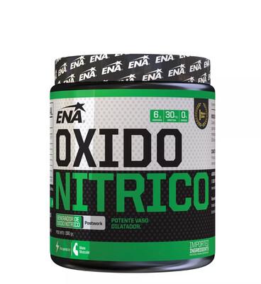 Oxido Nitrico Ena 150gr potente pro hormonal L arginina