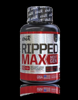 Ripped max next generation - Quemador de grasa