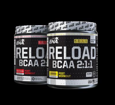 Reload 220gr Ena Sport - Post Entrenamiento Recuperación