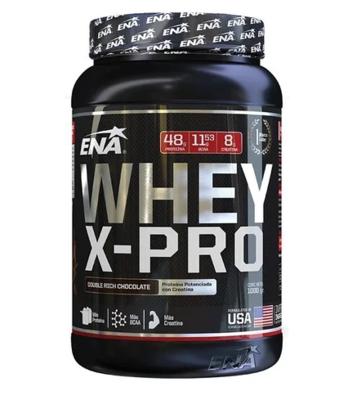 Whey X Pro x 1kg - Proteína Potenciada