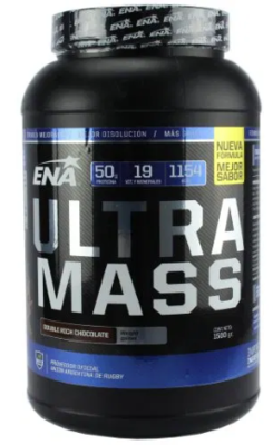 Ultra Mass 1,5kg - Ena Suplemento Dietario