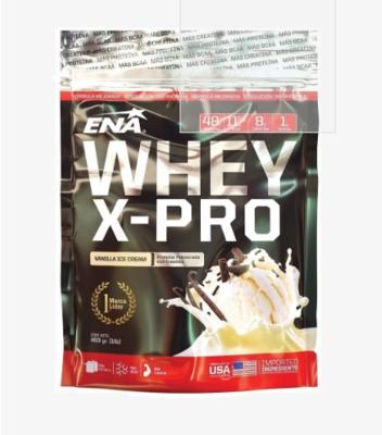 Whey X Pro 454kg Sport Proteína Concentrada Con Creatina Y Taurina