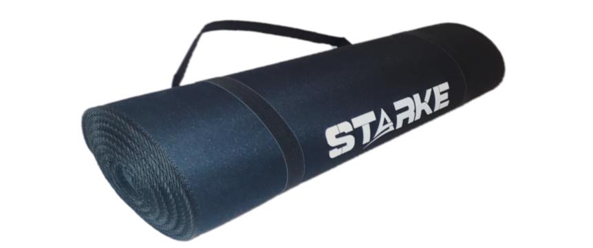 Colchoneta tipo mat de yoga 10mm Antideslizante - Premium